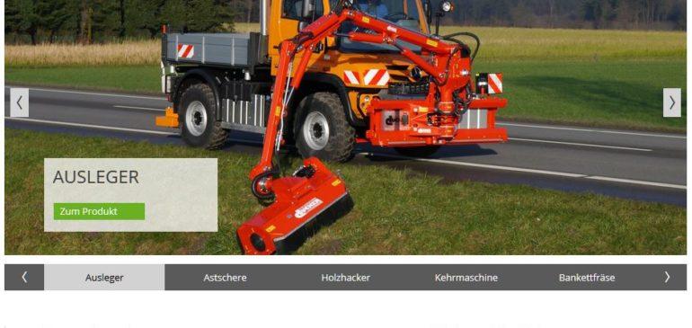 Neue Website von Dücker ist online