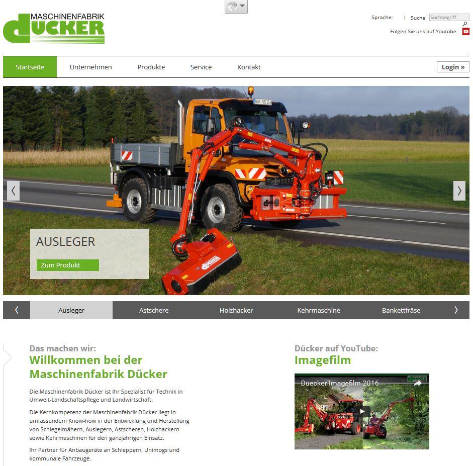 duecker-website-vorschau